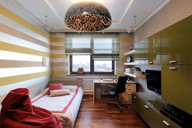 Une variété de structures de tension vous permet de choisir un plafond pour tous les goûts.
