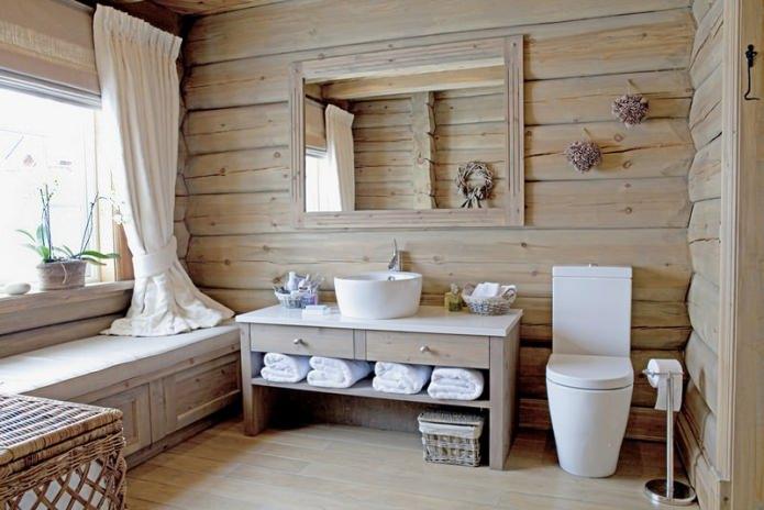 salle de bain écolo