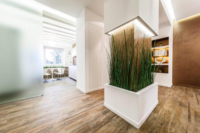 design d'intérieur éco-style