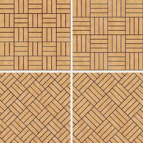 flip flop maçonnerie (carrés)