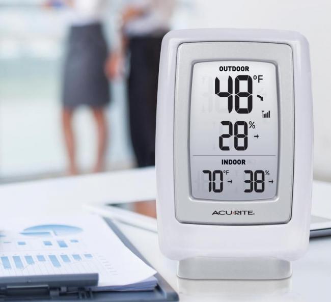 Il est nécessaire de surveiller en permanence le niveau d'humidité dans la pièce.
