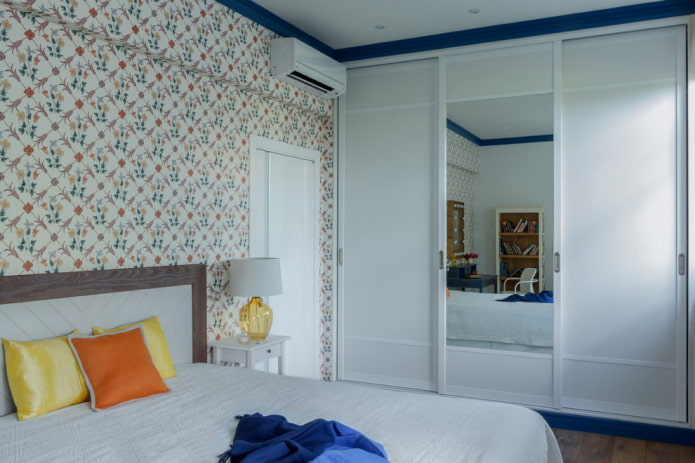 armoire dans la chambre