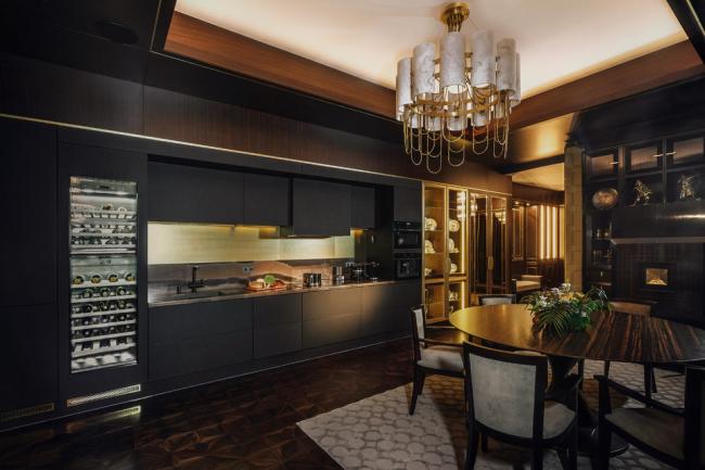 Classiques modernes dans la conception de cuisines