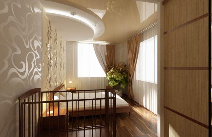 conception de chambre à coucher et de pépinière