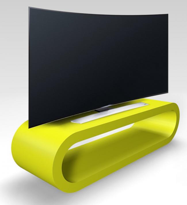 Les meubles aux couleurs vives sont idéaux pour les intérieurs d'appartements de style fusion