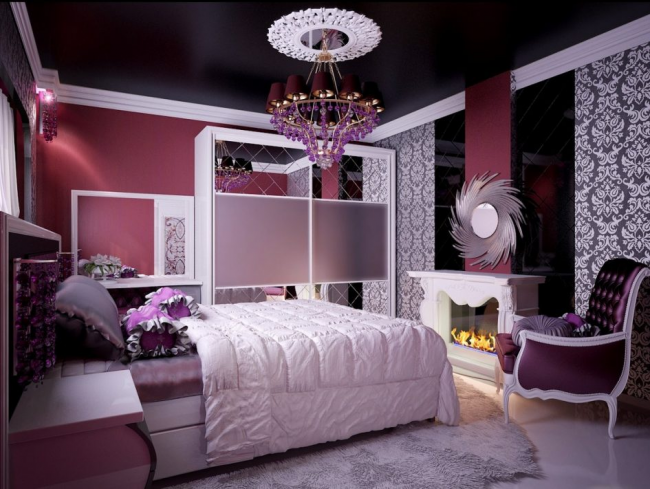 Si vous abordez la conception de la chambre avec une responsabilité particulière, le résultat ne laissera personne indifférent.