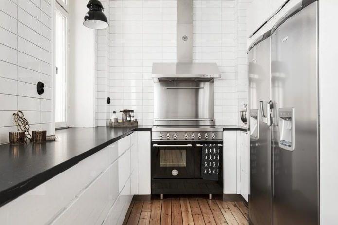 style scandinave dans la cuisine