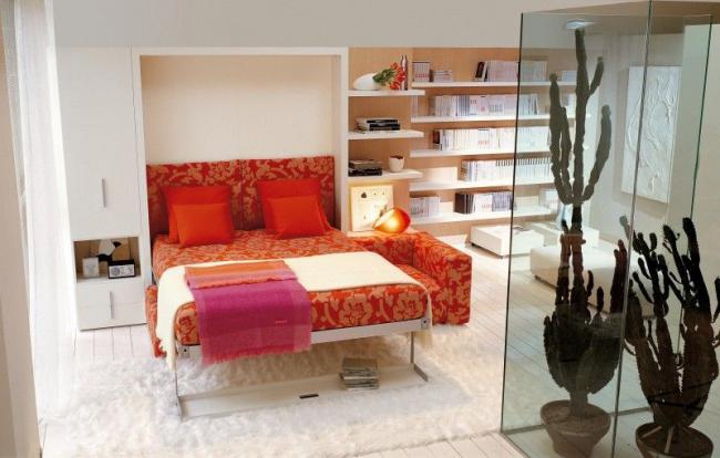 Les meubles convertibles offriront commodité et confort