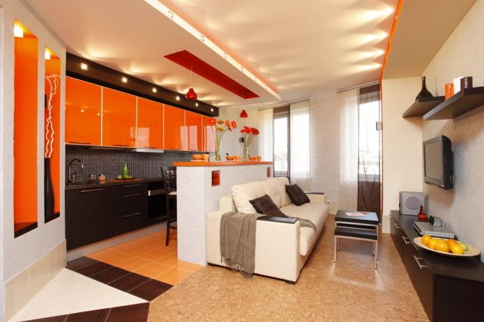 Salon de cuisine