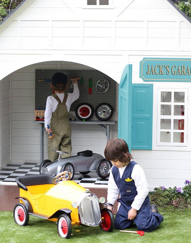 Maisonnette - garage