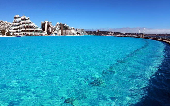 la plus belle piscine