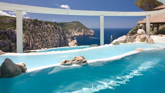belles piscines du monde