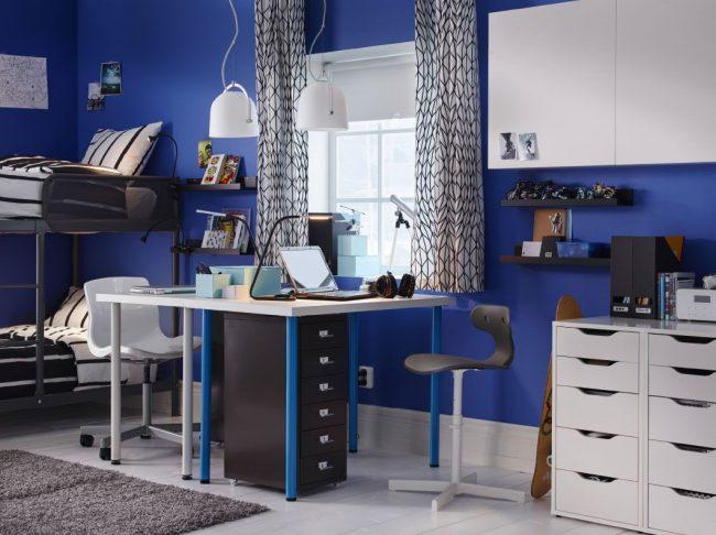 Bureau Schroller IKEA