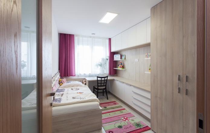 chambre de bébé pour les filles