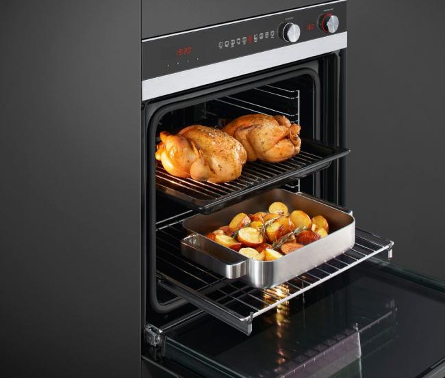 Maintenir le four en parfait état affecte également la qualité des aliments cuits.