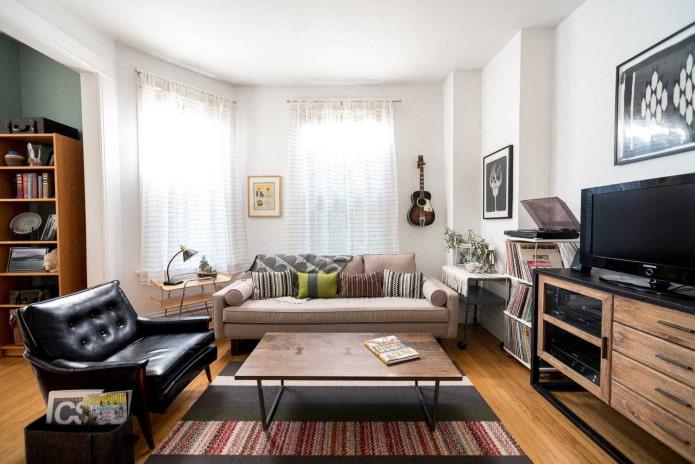 meubles de style loft