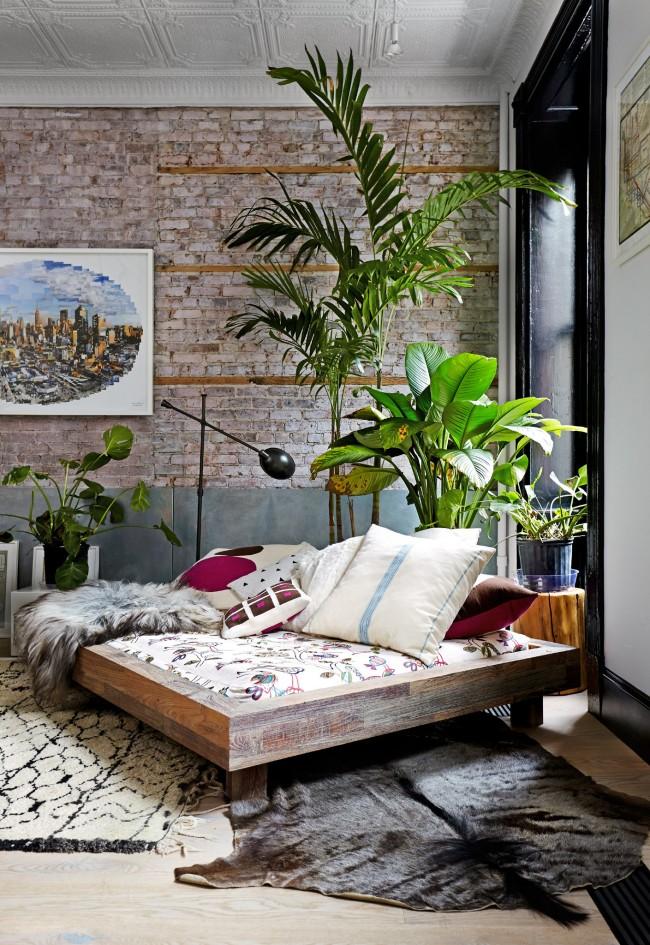Tout à l'intérieur doit être harmonieux - le concept général des couleurs, la disposition des meubles, les détails qui complètent l'idée