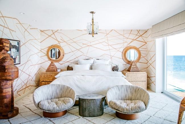 Avant d'organiser les meubles, examinez attentivement toutes les nuances de confort et d'esthétique.
