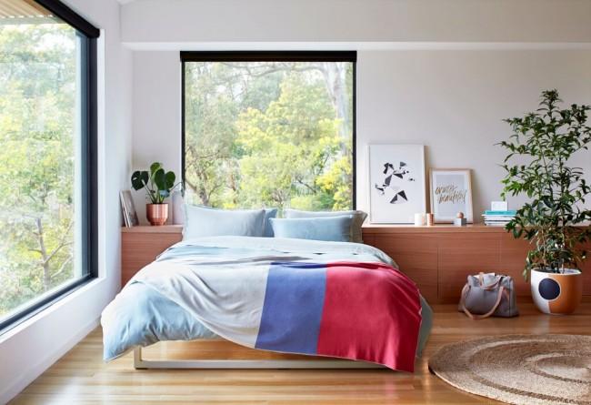 Une atmosphère chaleureuse et harmonieuse dans la maison peut être créée en disposant correctement les meubles aux points cardinaux