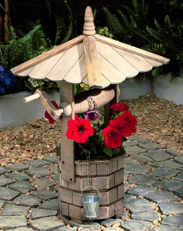 Petit puits décoratif