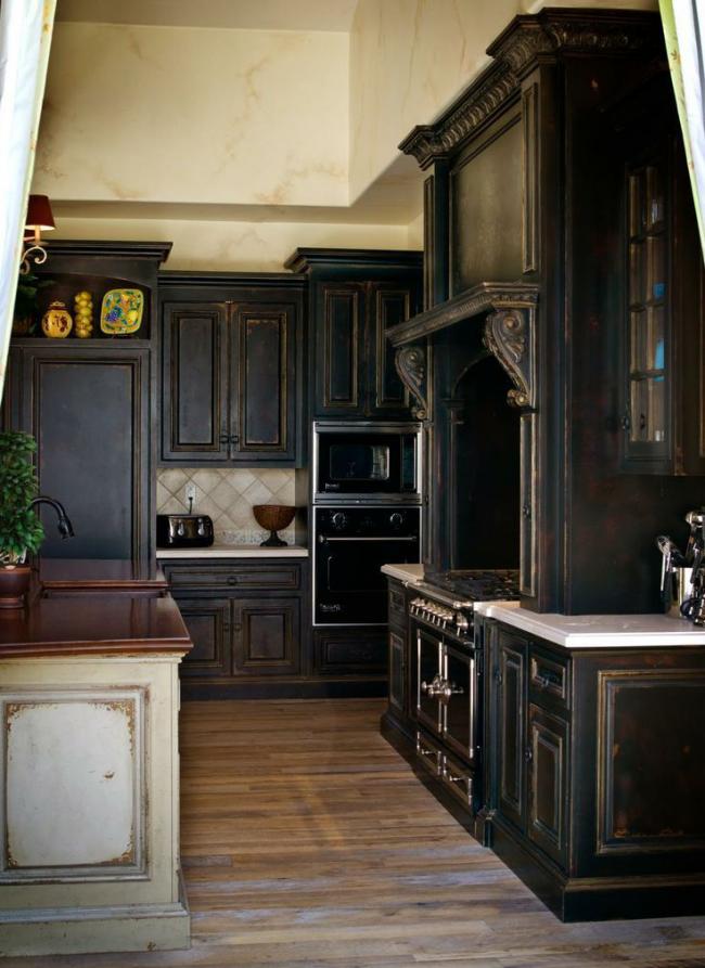 La règle de base lors de la création d'un intérieur est d'observer l'unité de style dans toute la maison.