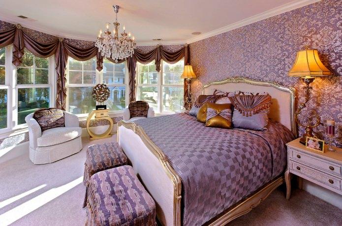 style classique dans la chambre
