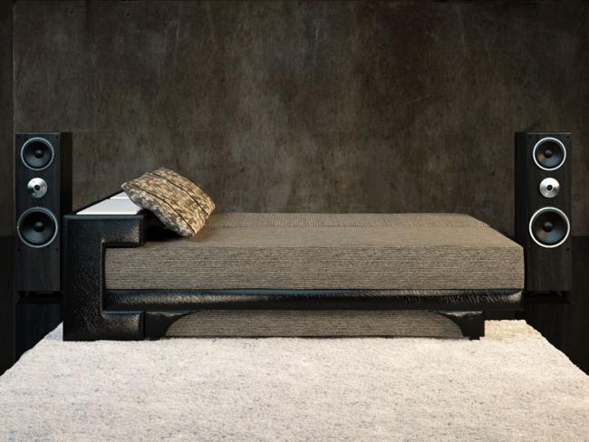 Canapé Eurobook dans un design plus moderne