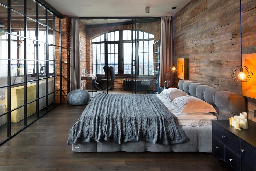 Les cloisons vitrées s'intégreront parfaitement dans un intérieur de style loft