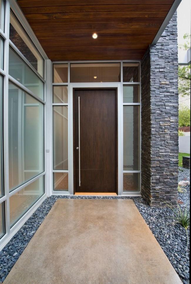 Les portes modernes en acier de haute qualité ne permettent pas la perte de chaleur
