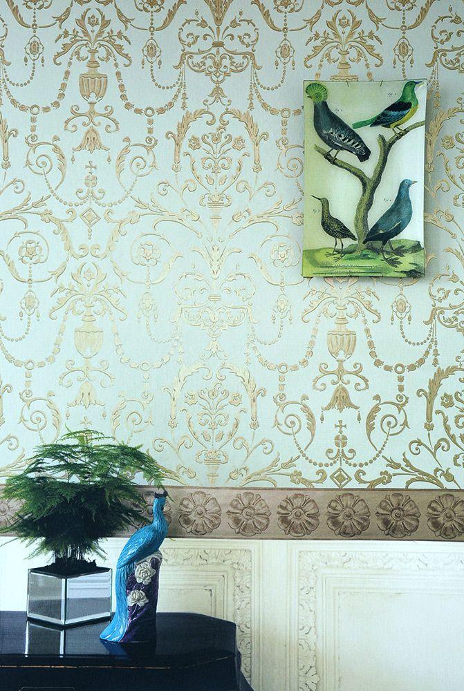 La bordure est non seulement très pratique, mais aussi un élément décoratif esthétique