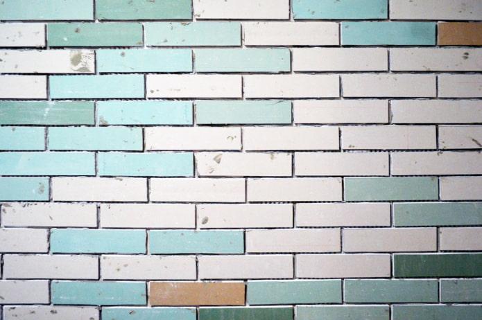Briques de cloison sèche
