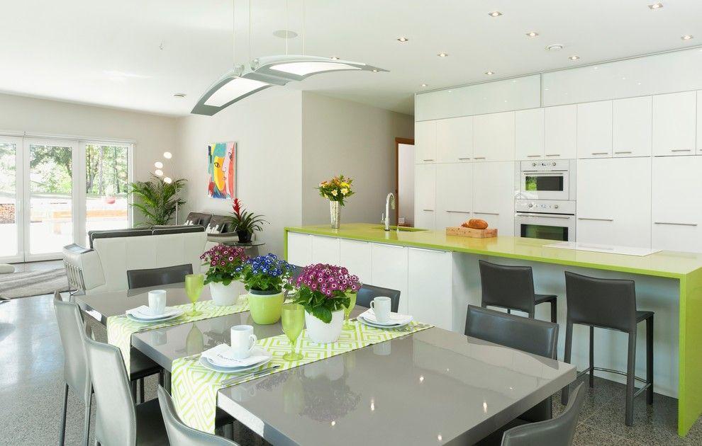Complétez votre intérieur avec un lustre LED insolite