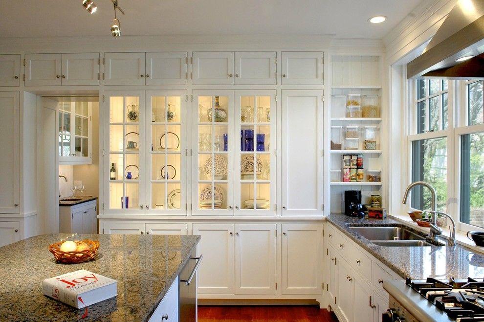 Vous pouvez vous concentrer sur n'importe quel élément de design dans votre cuisine