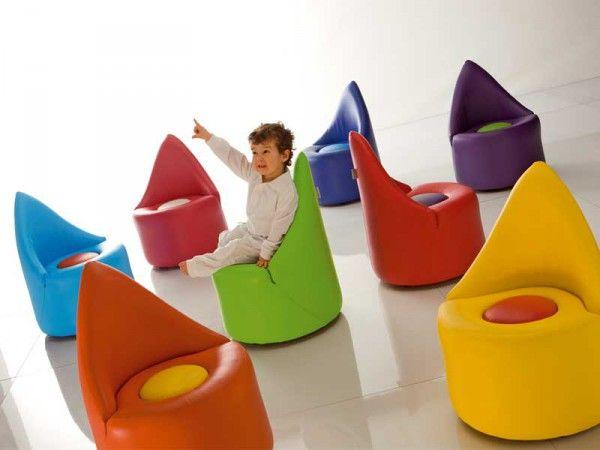 L'un des meubles les plus confortables pour les adultes et les enfants