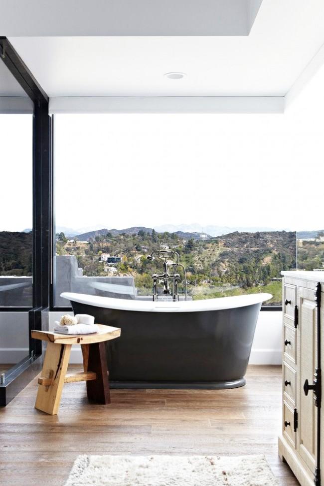 La baignoire en fonte est un classique qui ne se démodera jamais