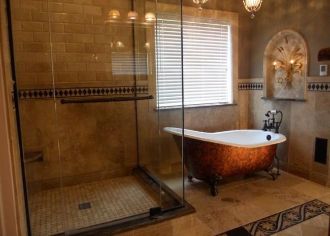 Lors de l'achat d'une baignoire en fonte, vous devez la vérifier pour les défauts.