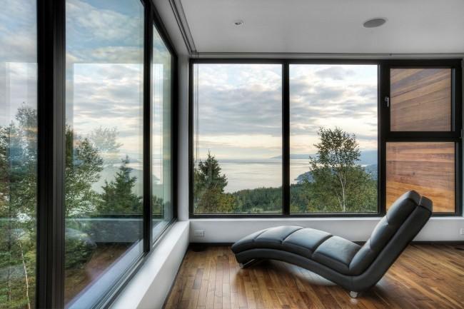 Les fenêtres panoramiques sont chères