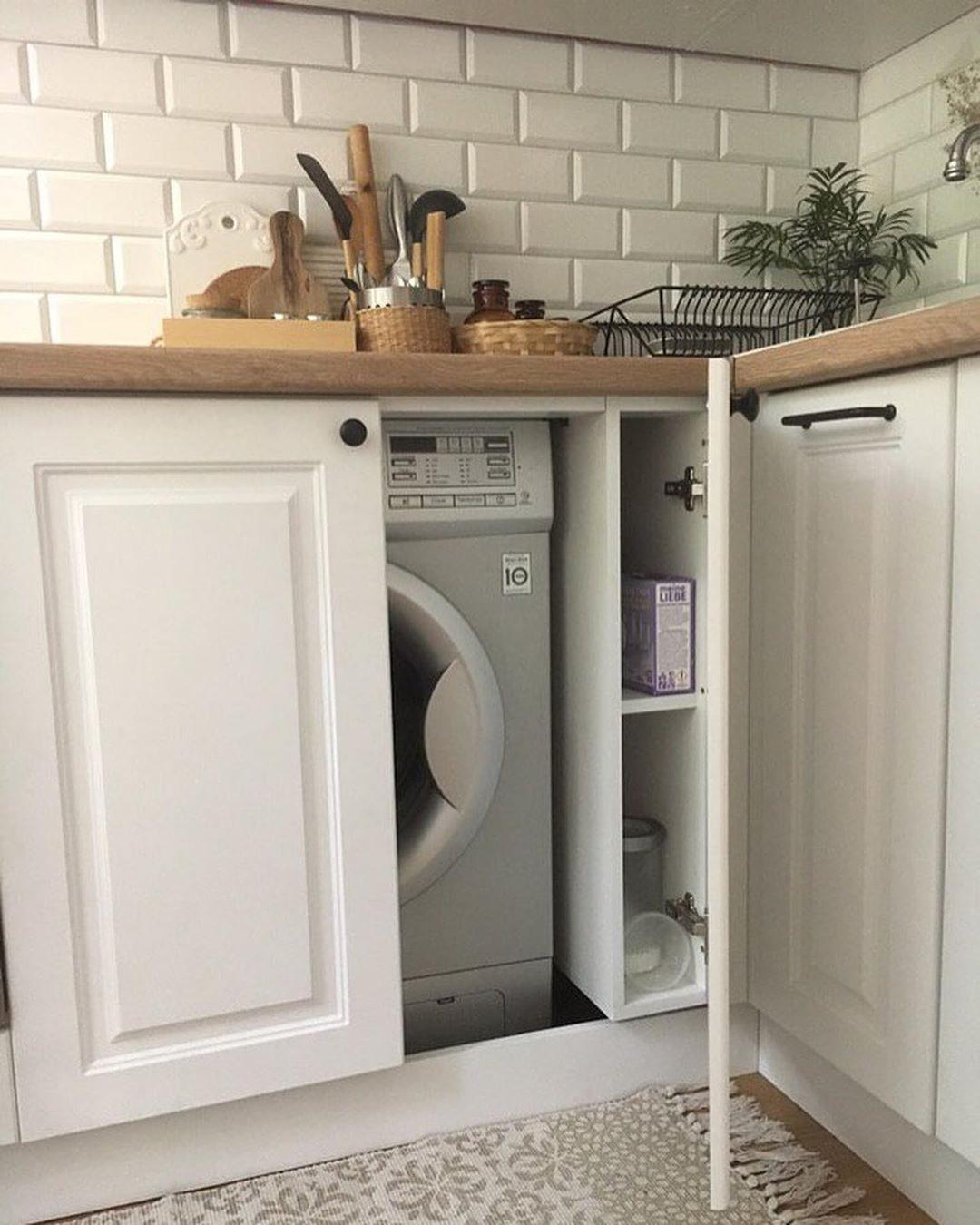 module large pour le lavage