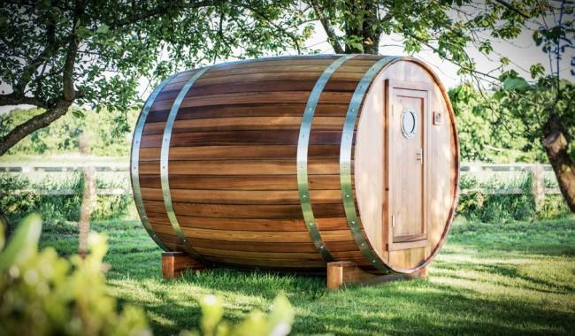 Le mini-bain peut être installé sur n'importe quel niveau, ce qui exclut le contact de la terre et du bois