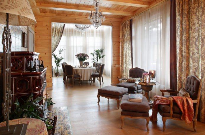 intérieur de style classique