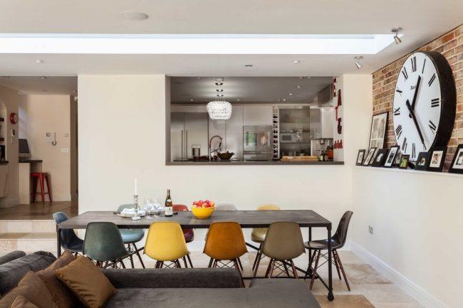 Le décor contribuera à rendre l'intérieur plus confortable.