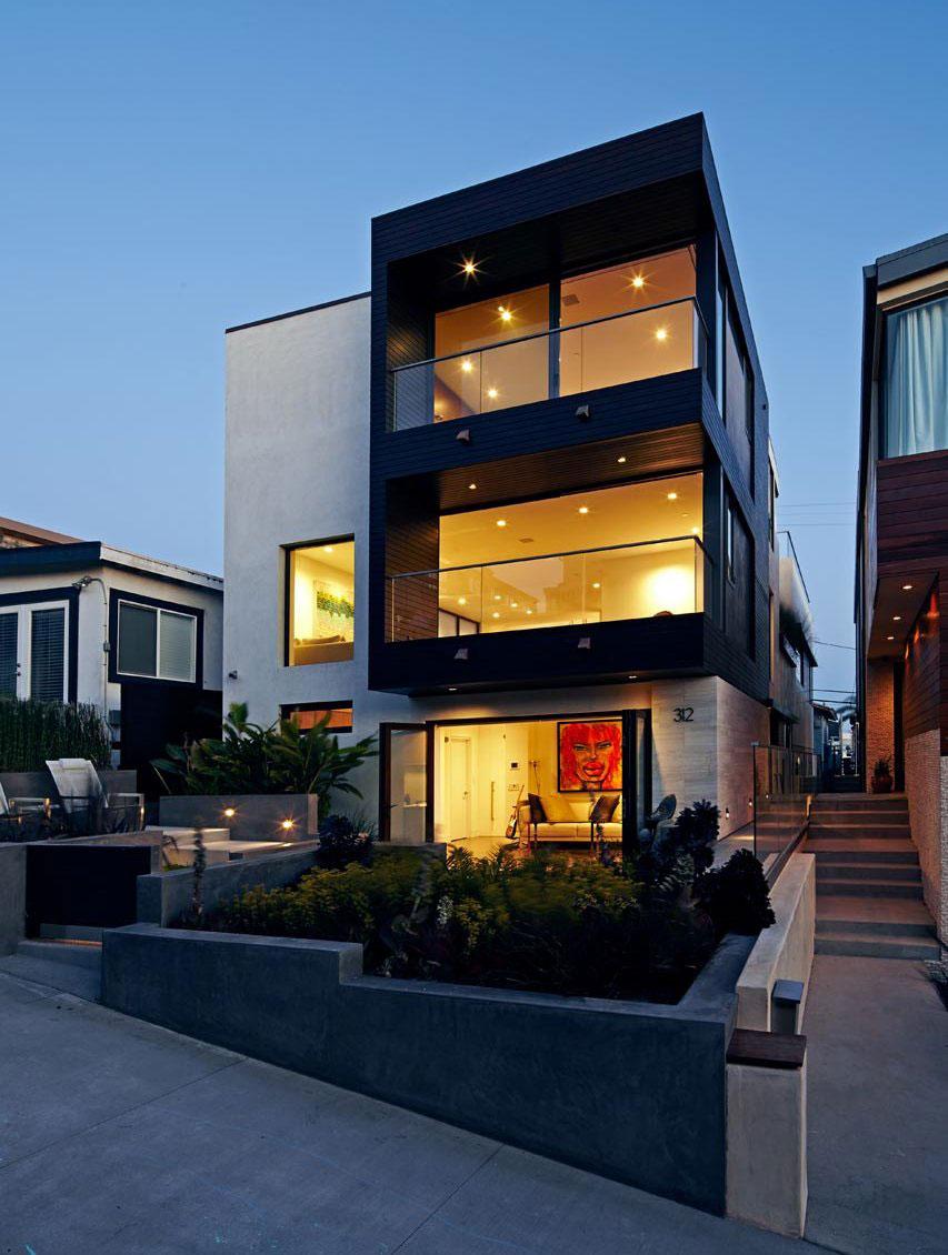 La baie vitrée donnera un look unique à votre maison
