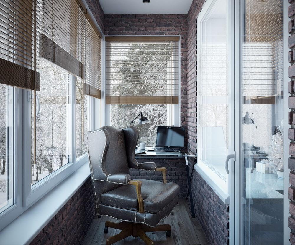 Comment équiper un bureau sur balcon ?