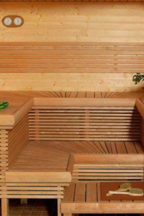 Appareil de sauna dans une maison privée: caractéristiques et effets
