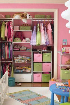 Armoires pour enfants Ikea