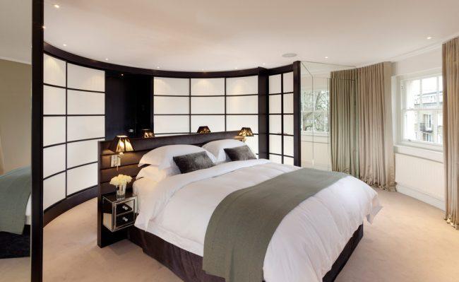 L'armoire radiale sera une merveilleuse décoration pour votre intérieur