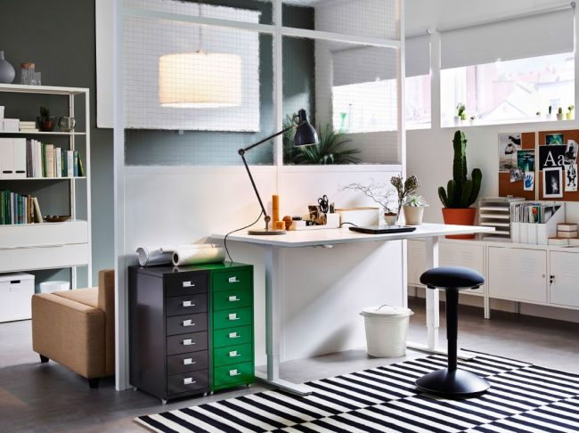 Bureau IKEA, Skarsta