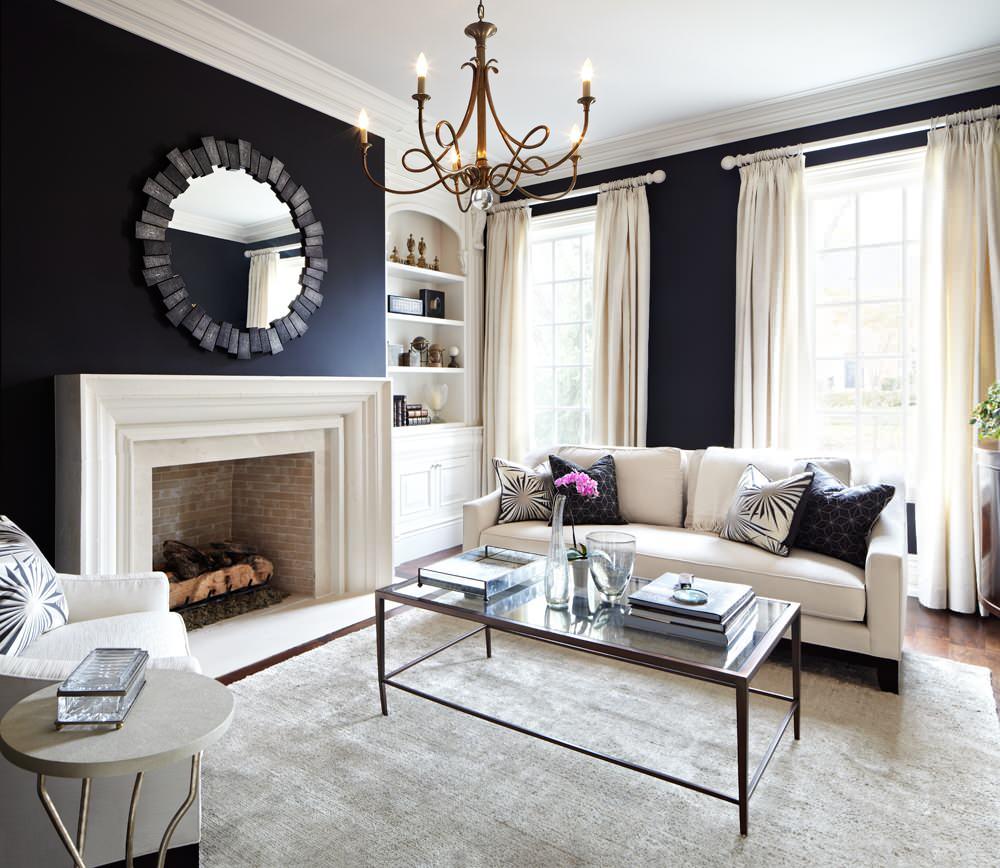 Classic est la solution optimale pour le salon qui, quelles que soient les tendances et la mode, aura l'air frais et approprié.
