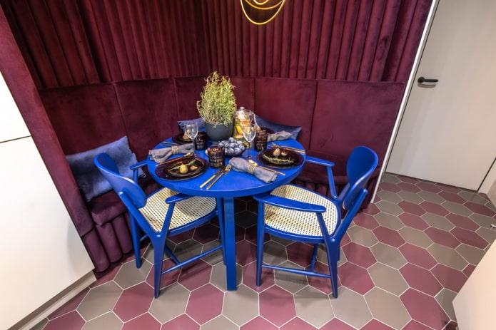 belle salle à manger