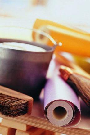 Comment choisir un adhésif pour papier peint intissé ?